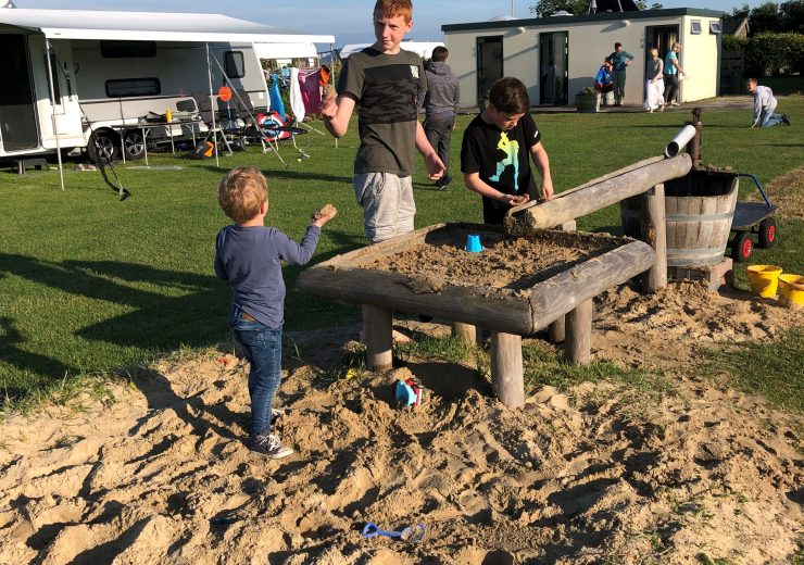 Kinderfreundlicher Campingplatz