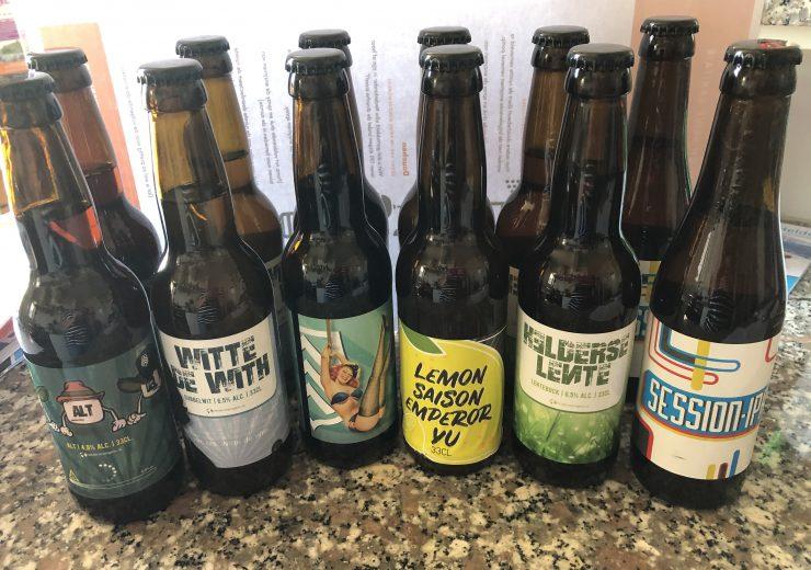 Lokale biertjes u kunt ze hier proeven!