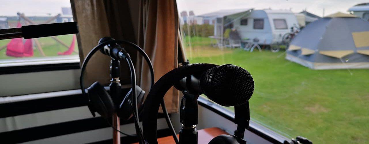 Mary bij de Business Jam Podcast