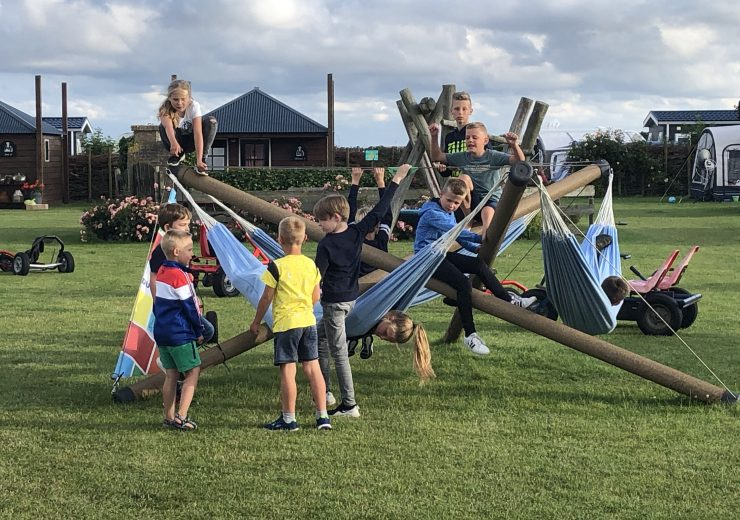 Kidsproof camping