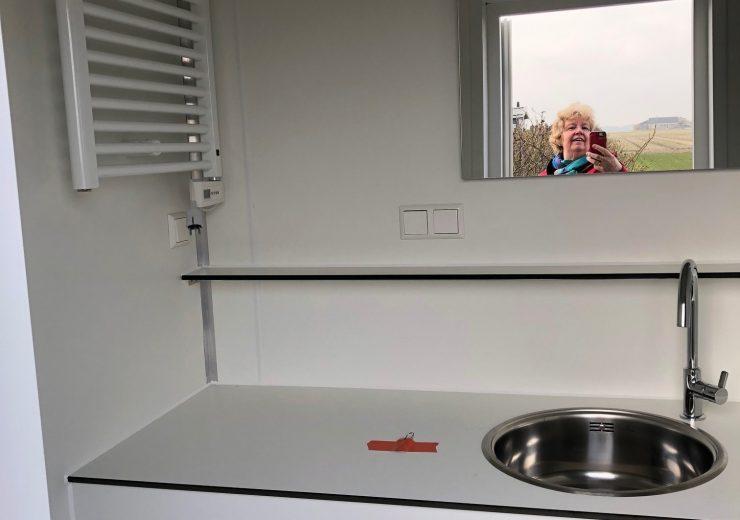 Het nieuwe Privé sanitair